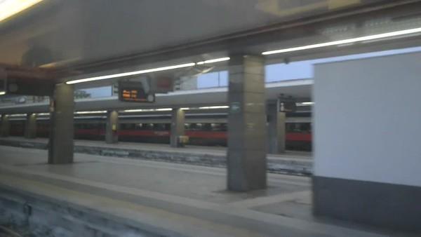 The Train to Rome