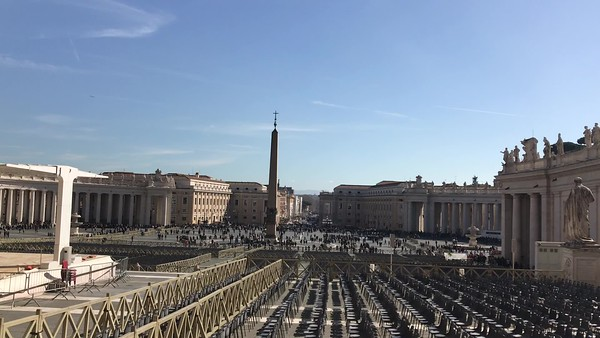 Vatican City, St Peter's Square