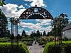 Gateway to the Rose Garden