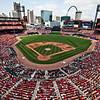 Angle Busch Stadium St. Louis Cardinals