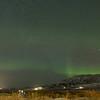 Aurora/Northern Lights; Grimsborgir Hotel; Þingvallavegur, Iceland