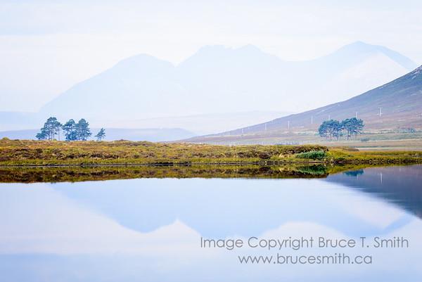 41 Loch Droma Reflection