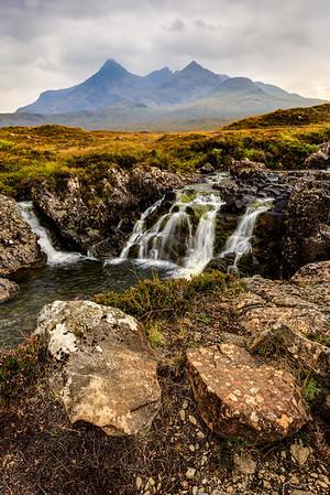 33 Scotland Waterfall
