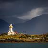 25 Eilean Sionnach Lighthouse
