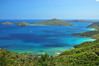 British Virgin Islands view
