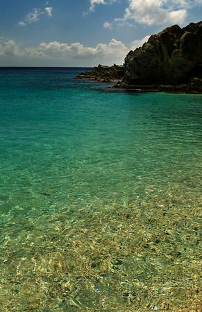 Shell Beach, Saint Bart's