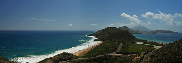 South of Frigate Bay, Saint Kitts