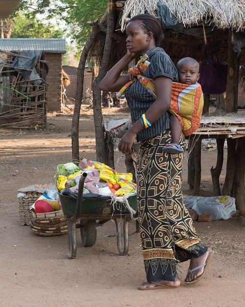 Mfuwe Zambia, Africa