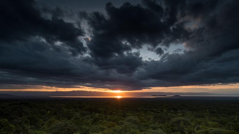 Tarangire Tanzania, Africa