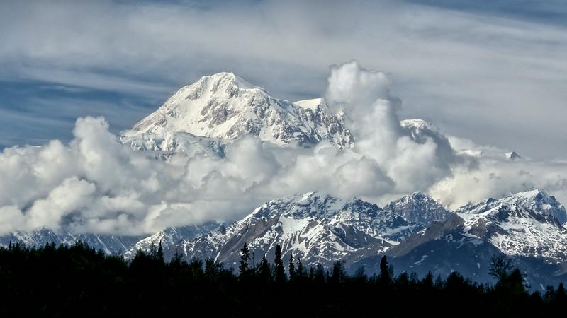 Denali (Mt. McKinley), Alaska