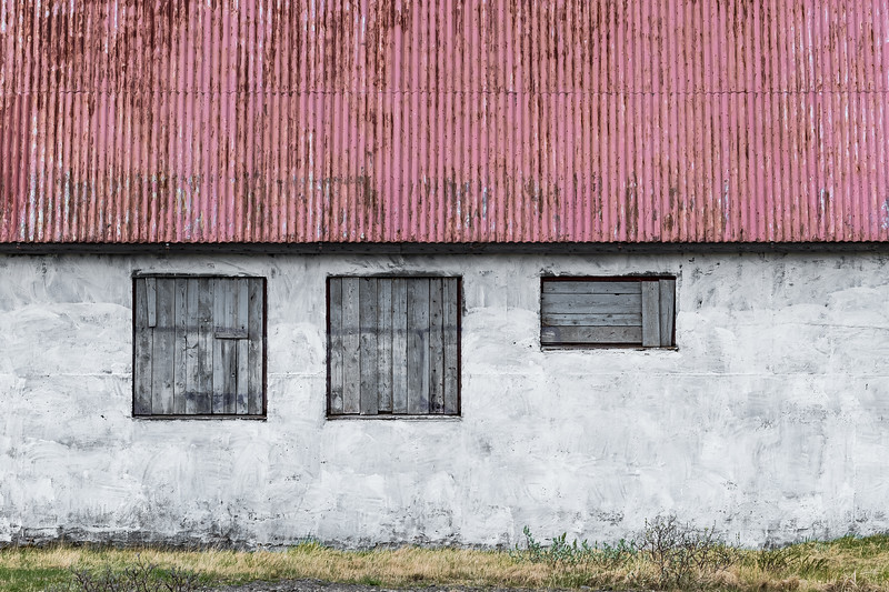Old Farmhouse, Iceland