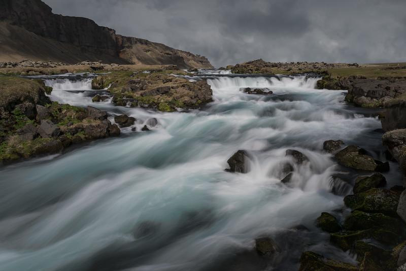 Foss á Síðu, Iceland