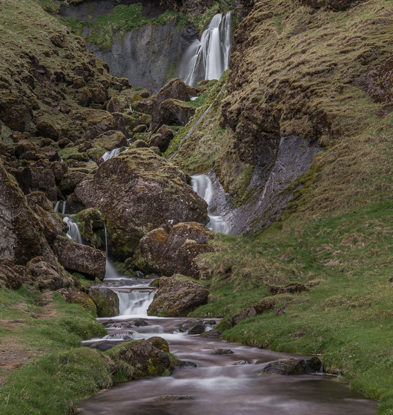 Unknown Waterfall, Iceland