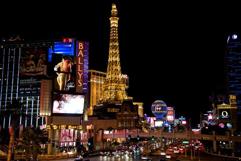 The Strip - Las Vegas, Nevada