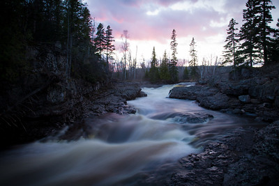 Ethereal Temperance River
