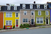 Jelly Bean Row - St. John's, Newfoundland