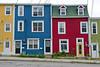 Jelly Bean Row - St. John's, Newfoundland