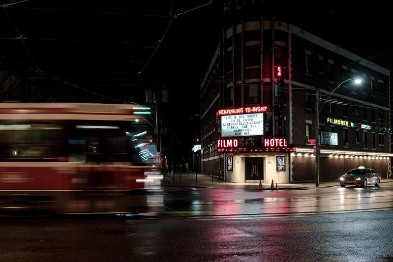 Filmores, Toronto