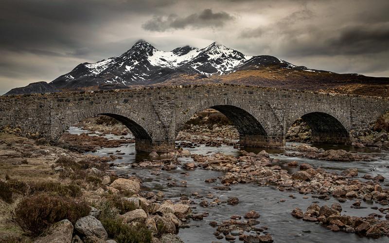 Sligachan - Isle Of Skye, Scotland