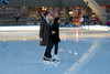Skating at Nathan Phillips Square - Toronto City Hall
