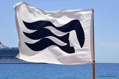 Princess Cays - Sea Witch flag (March 20, 2014)