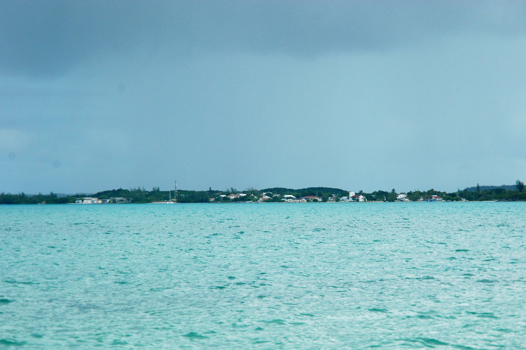 View of Eleuthera Island - Eleuthero is Greek for Freedom