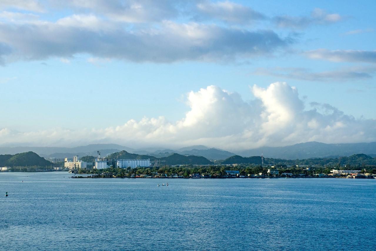 Early Morning in San Juan