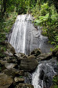 La Coca Falls