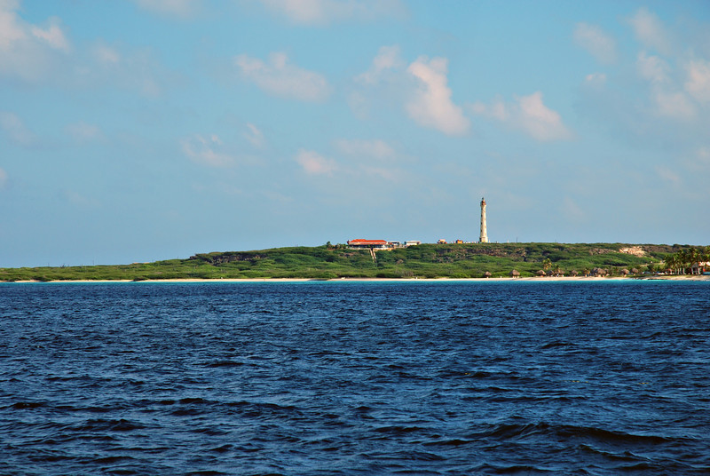 California Lighthouse, Aruba - December 2, 2011
