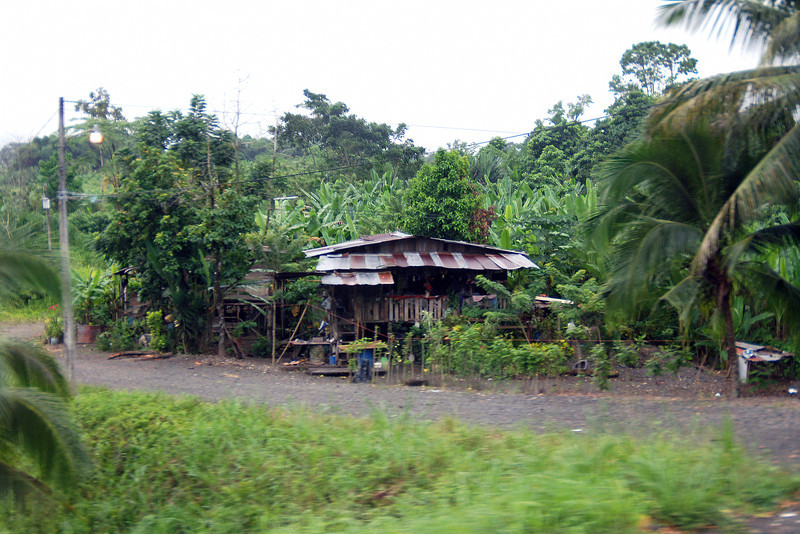 Countryside in Costa Rica