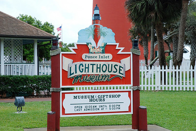Ponce Inlet Lighthouse - Tallest lighthouse in Florida