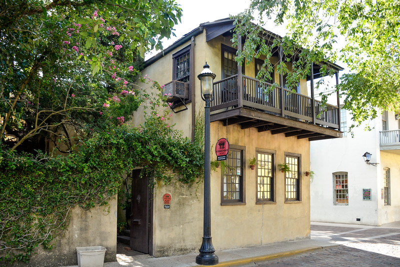 Streets in St. Augustine