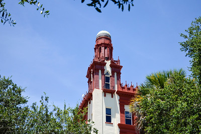 Building in St Augustine
