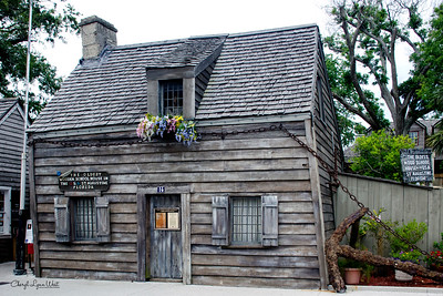 Oldest Wooden School House in the USA