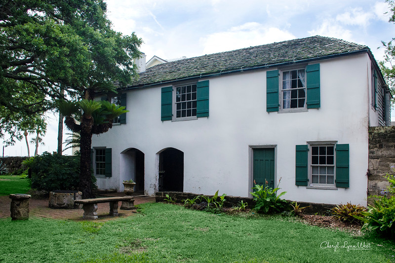 González–Alvarez House, Oldest House in USA