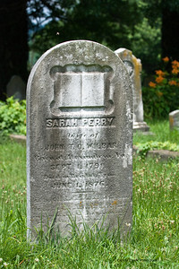 Sarah Perry, wife of John Wilbar.  She lived to be 84 years old.