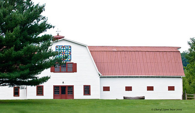 Allandale Mansion Quilting Barn, in Kingsport, is one of the stops along the Appalachian Quilt Trail. http://www.vacationaqt.com/trail/stop/allendale-mansion-quilt-barn.htm