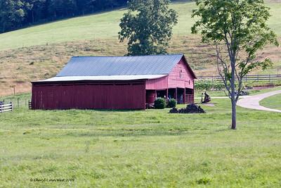 Farmland near Kingsport, TN