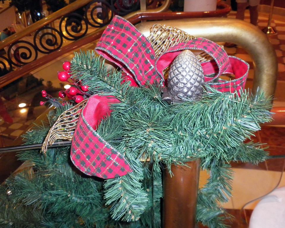 More Christmas holly - More Christmas spirit - More Christmas shopping