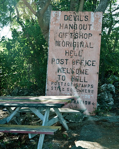 Yes, I have been to Hell and back. This was one of the stops on our tour of Grand Cayman.