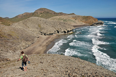 Cabo de Gata national park near Almeria