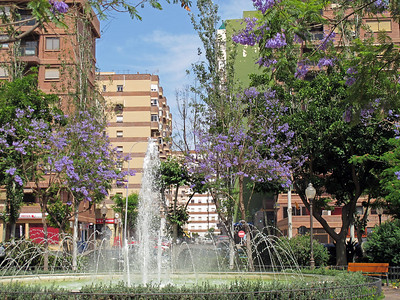 Almeria - the quarter where I live