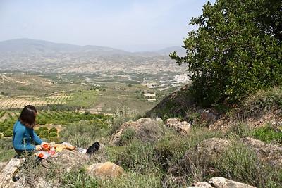 In the Alpujarras