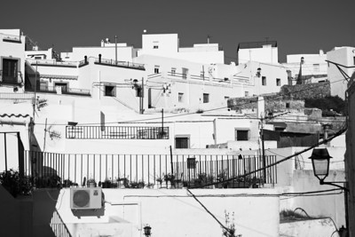 Felix, a mountain village near Almeria