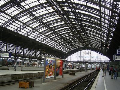 Cologne main station