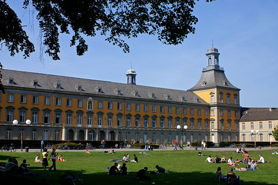 Bonn university main building