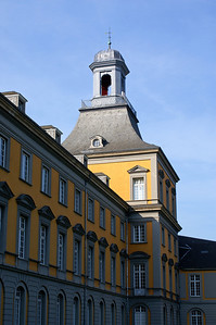 Bonn university, main building - unfortunately the Physics Department is not quite as nice...