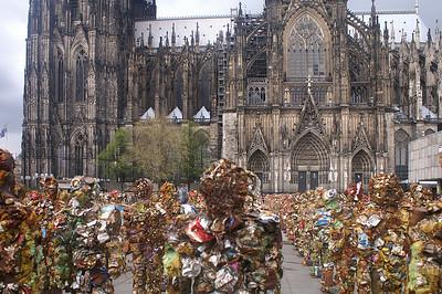 Domplatz in Cologne