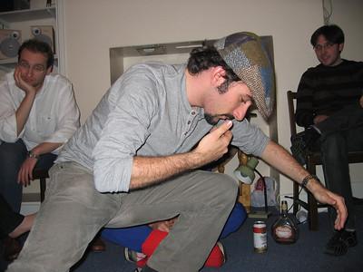 Drunken drinking  games