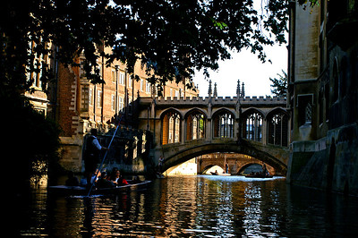Studying in Cambridge 2007/08